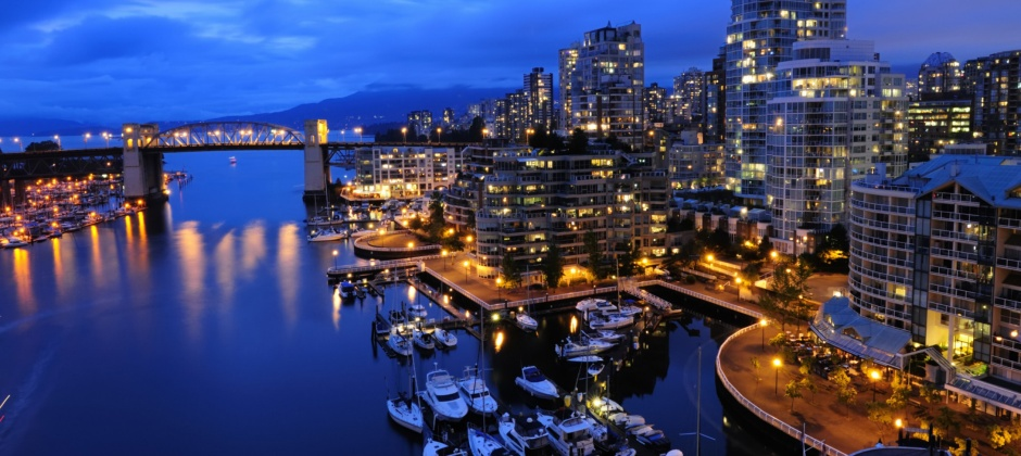 Arrive Vancouver