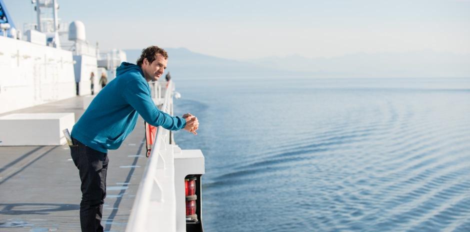 Prince Rupert: Inside Passage Cruise - Port Hardy