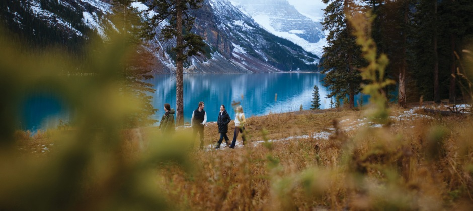 Banff - Lake Louise: Sightseeings