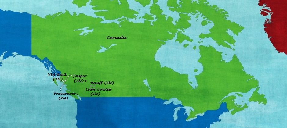 Discover Canada (Self Drive)