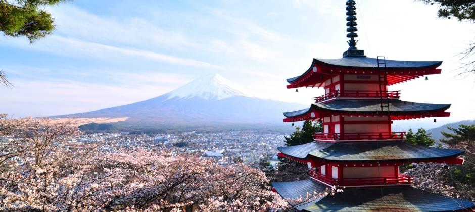 ARRIVE MOUNT FUJI - SHIMIZU (JAPAN) - (06:00HRS)
