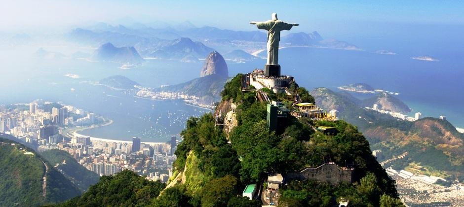 Rio: Half Day Corcovado Tour
