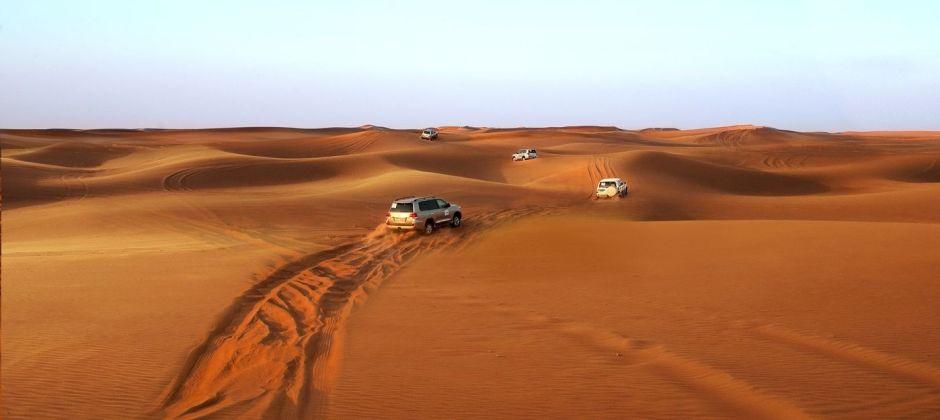 Afternoon Desert Safari