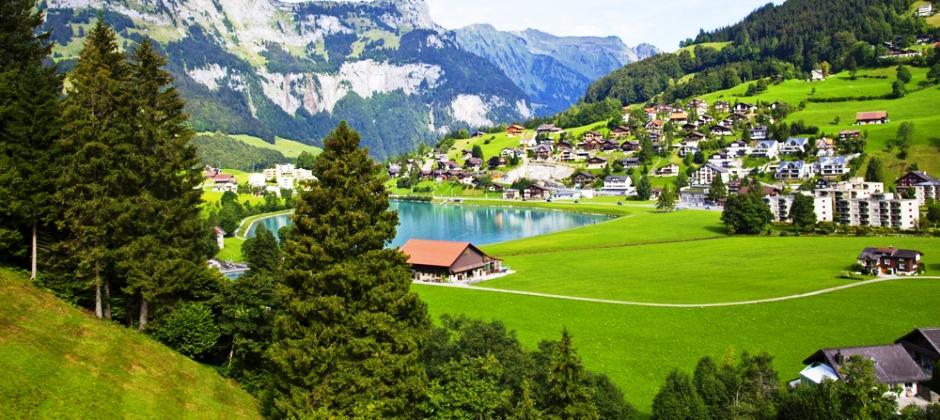 Zürich – St. Gallen – Appenzell – Bad Ragaz (ca. 260 km)