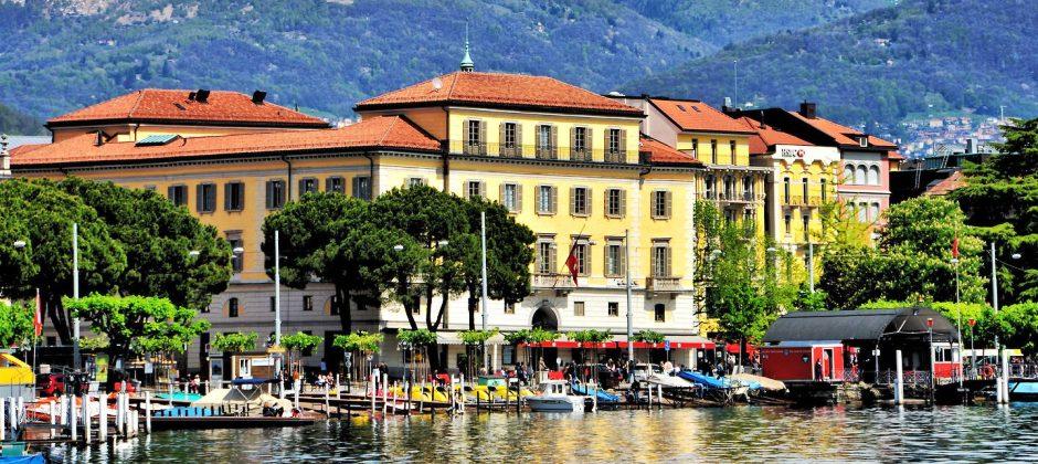 St. Moritz – Lugano (ca. 267 km)