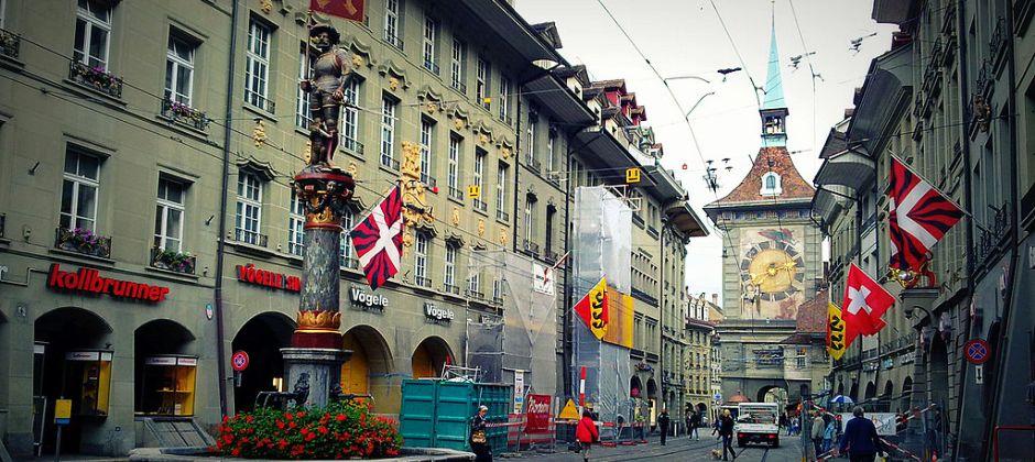 Interlaken – Bern – Lucerne (ca. 167 km)