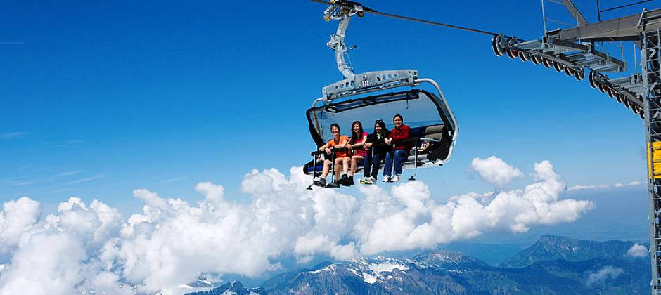 Interlaken – Lucerne - Engelberg -Mt Titlis & Lucerne Lake Boat Ride