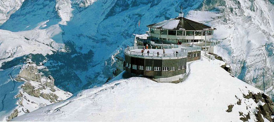 Visit to SCHILTHORN