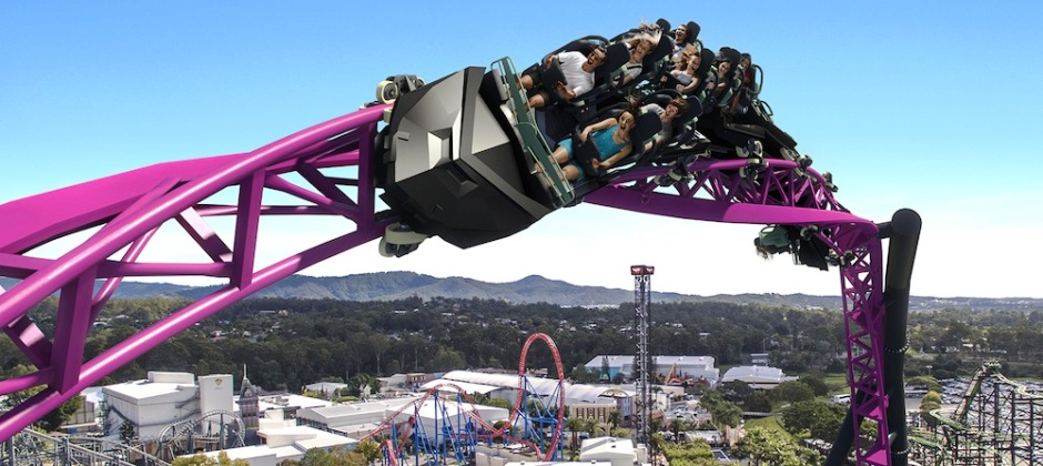 Theme Parks - Movie world & Dream world (Any One)