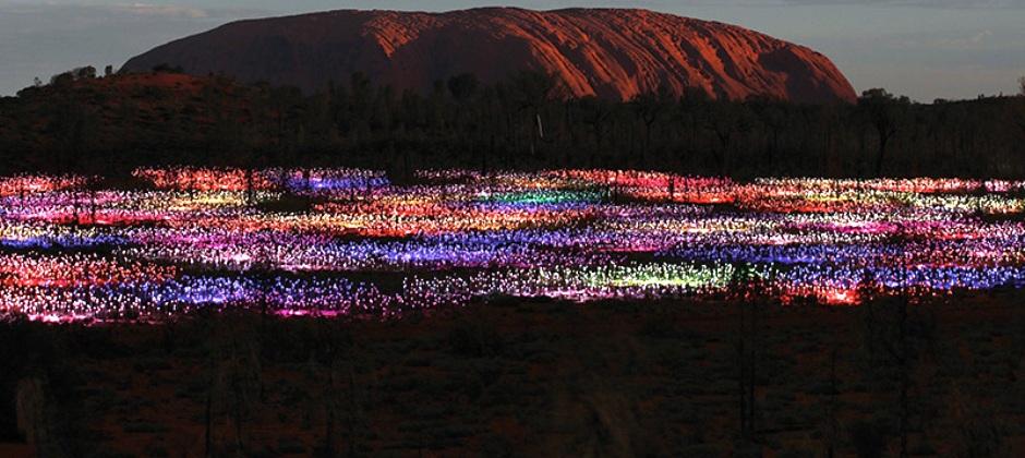 Cairns – Ayersrock (Uluru)