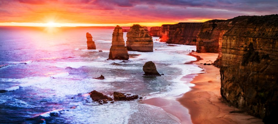 Melbourne – Great Ocean Road & Twelve Apostles