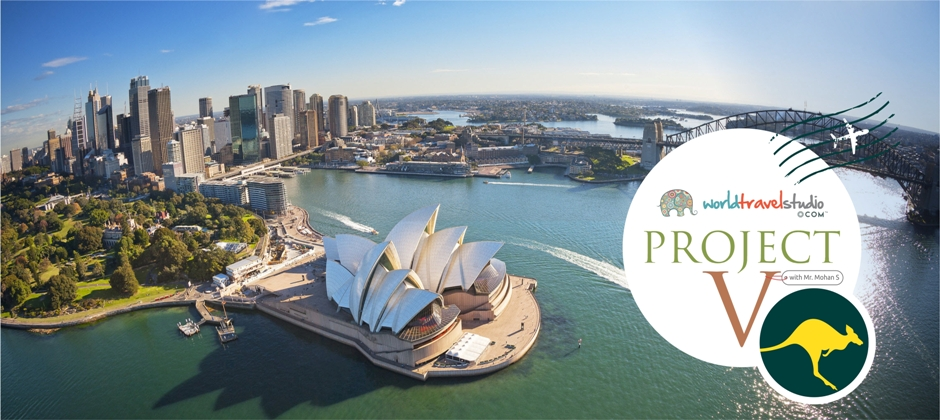 Project V – Recommends Amazing Australia