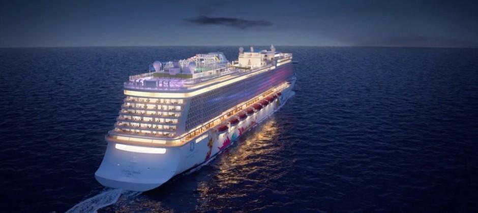 The Genting Dream Cruise (Ex – Singapore)