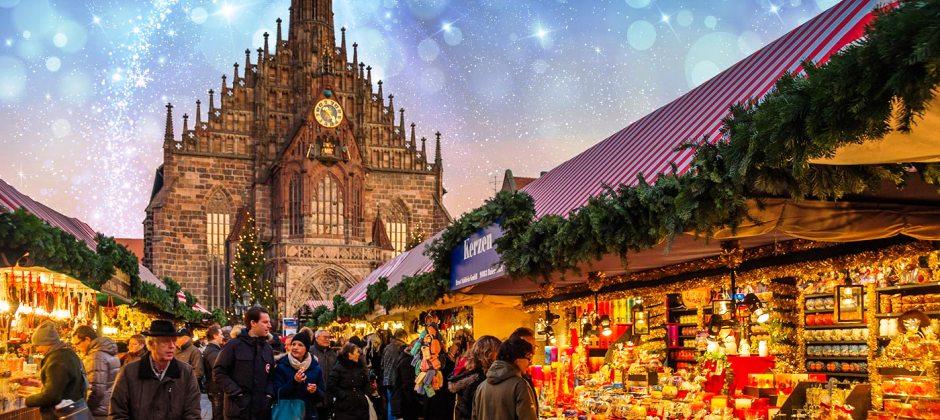 Bavarian Christmas Markets