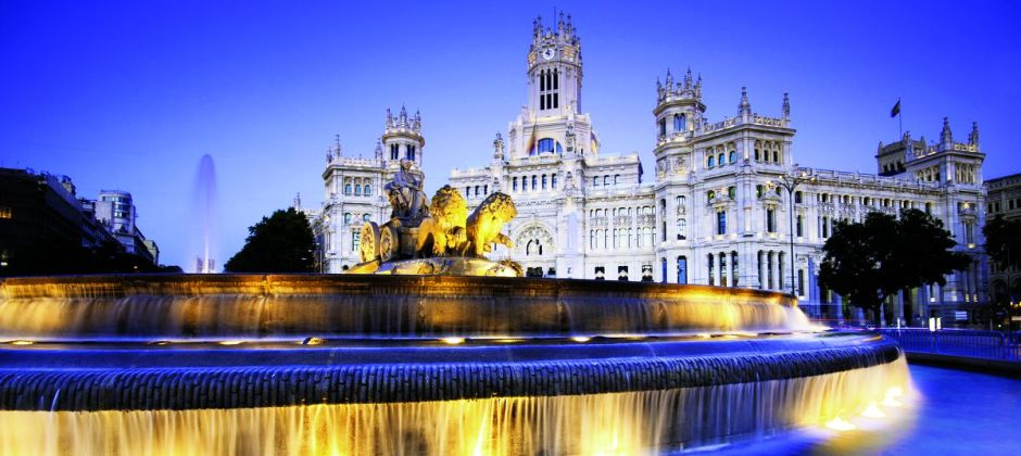 Madrid – Hop on Hop Off