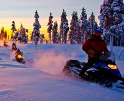 Lapland Soft Winter Adventure