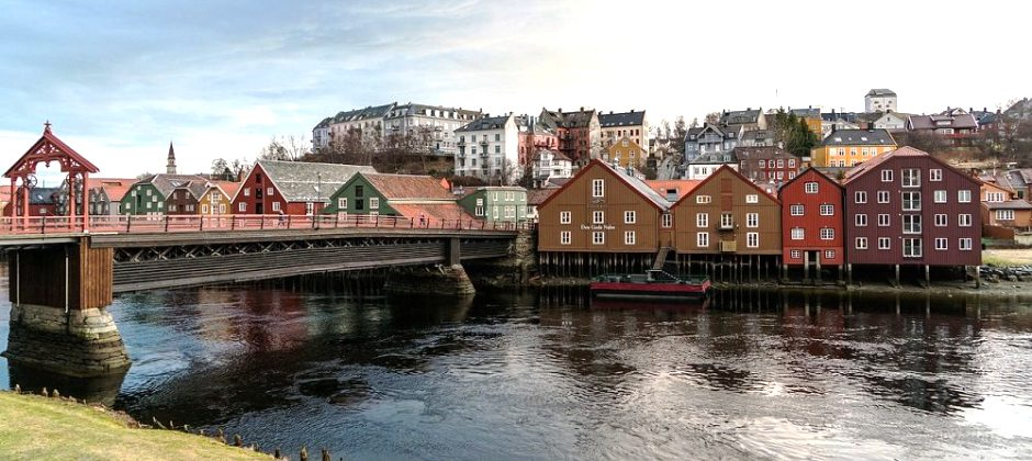 Kristiansund – Rørvik - Discover medieval spirit in the old capital