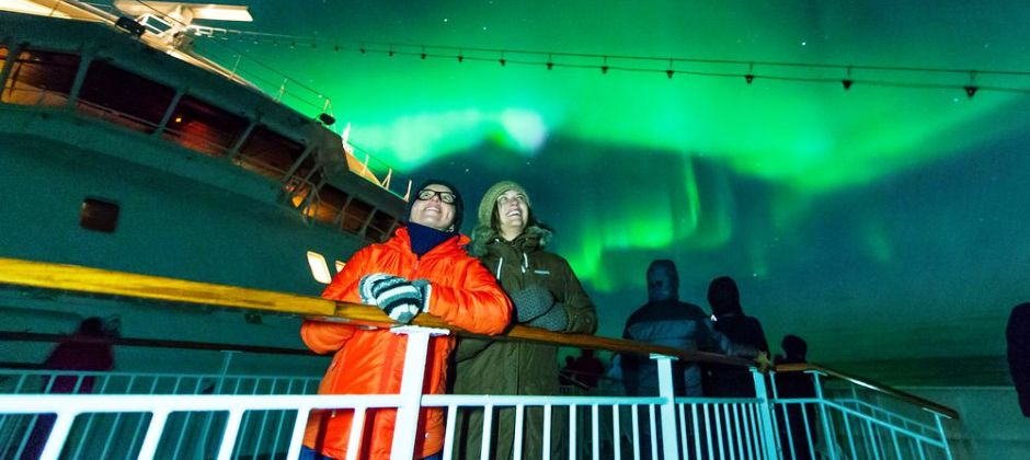 Brønnøysund – Svolvær - Welcome to the Arctic!