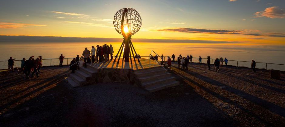 Øksfjord – Berlevåg - At the top of the world - North Cape