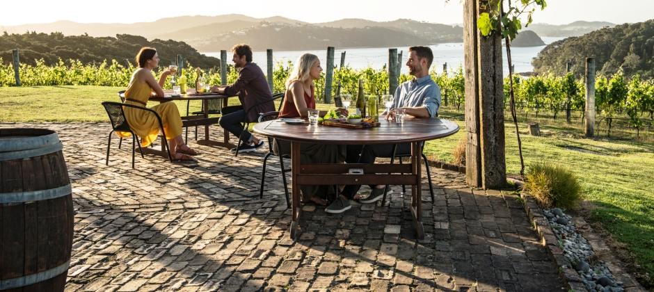 Kaikoura – Blenheim Marlborough Wine Region, Greenshell Mussel Cruise