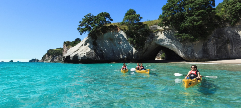 Coromandel - Cooks Beach and Cathedral Cove