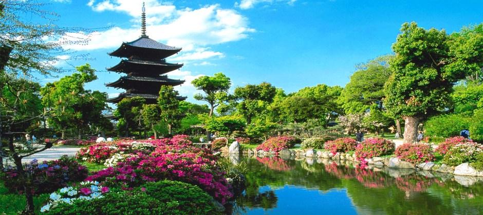 Hakone – Kyoto