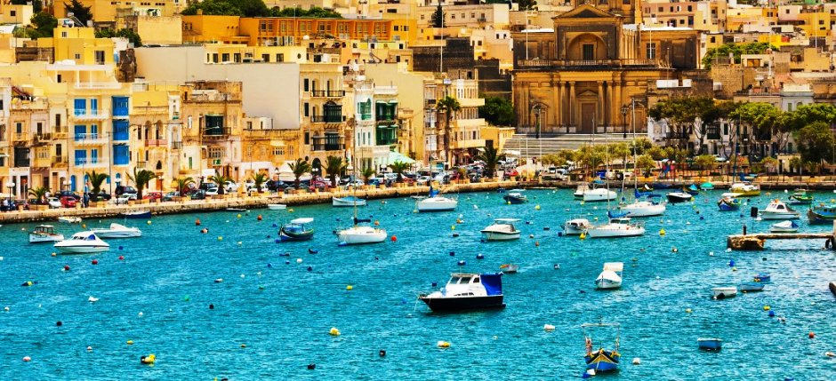 Arrival  Valletta – St Julian's