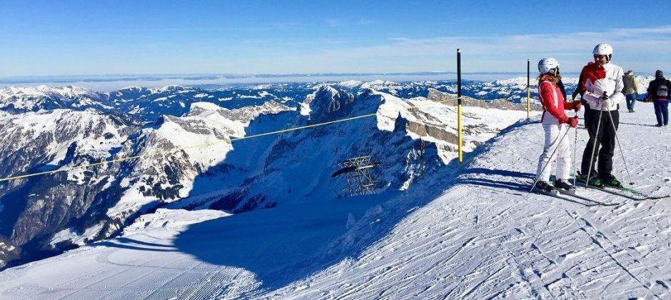 Mount  Titlis  Excursion  (B)