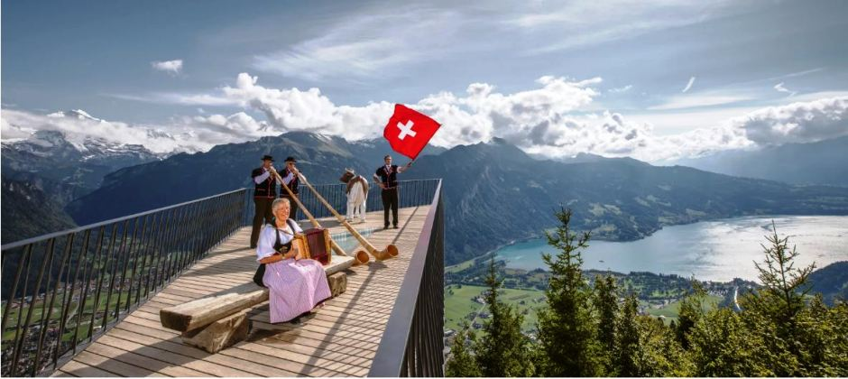 Day  free  at  leisure.   Optional:  Jungfraujoch  –  Interlaken