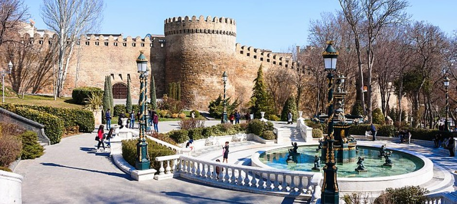 Transfer to Baku