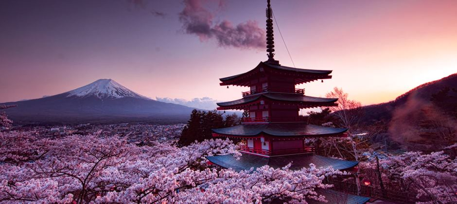 Mount Fiji & Hakone Tour from Tokyo