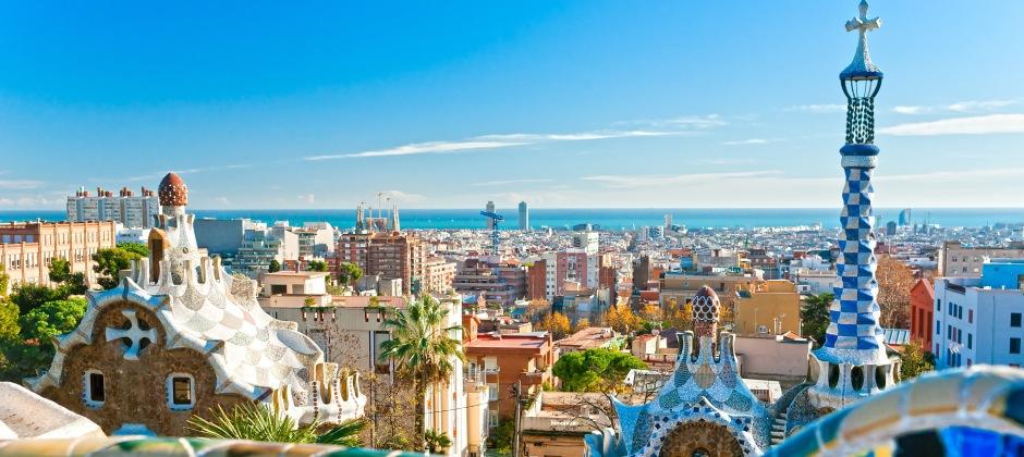 Arrive   Barcelona