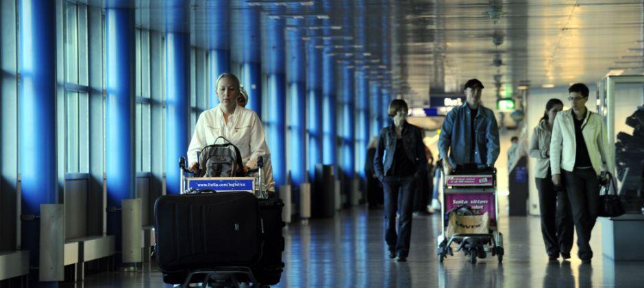 Arrive Helsinki