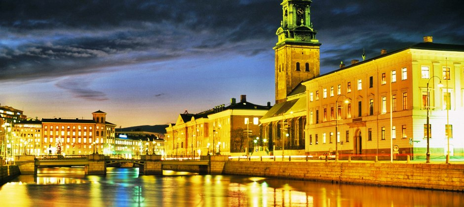 Gothenburg : City Tour – Copenhagen: City tour