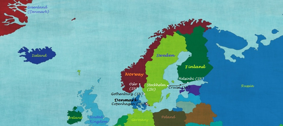 Scenic Scandinavia