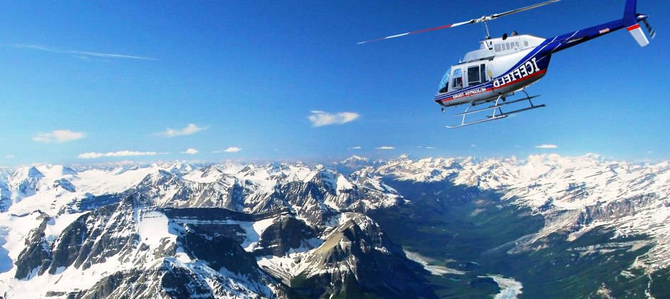 Banff : Sightseeing Tour Inclusive Of Banff Gondola And Helicopter Tour