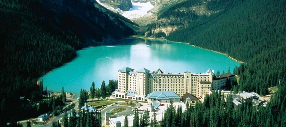 Banff (Yoho National Park Tour) - Lake Louise