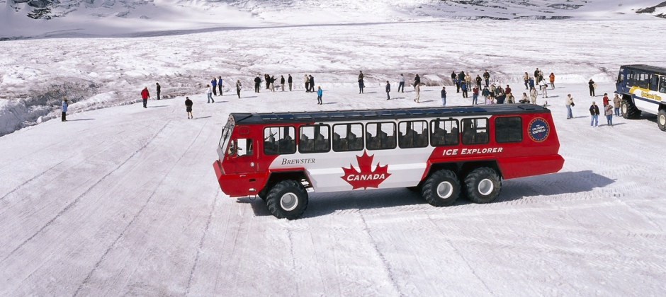 Lake Louise To Jasper  : Banff And Jasper National Parks Tour