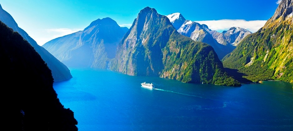 Queenstown: Milford Sound