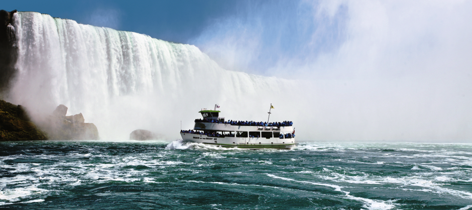 "Niagara Falls: ""Maid of the Mist"""