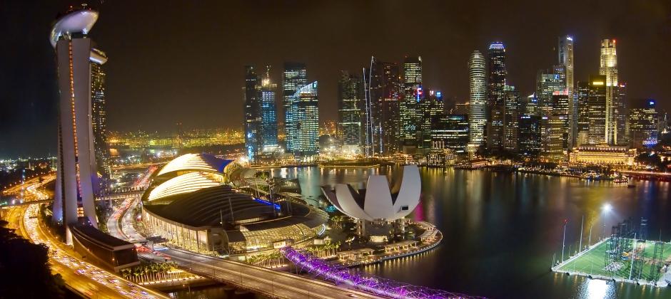 Singapore – Back Home