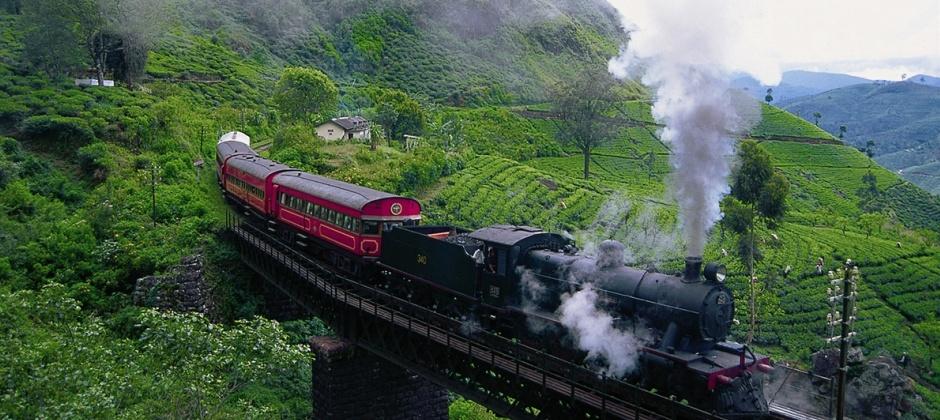 Kandy -Nuwara Eliya