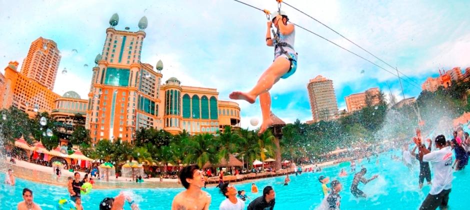 Kuala Lumpur – Full day Sunway Lagoon tour