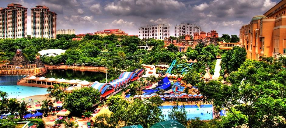 Kuala Lumpur: FD Sunway Lagoon tour