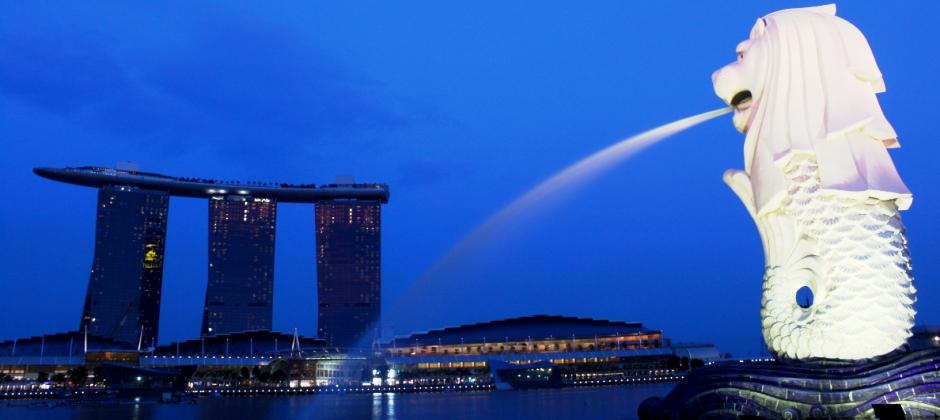 Singapore -  Back Home