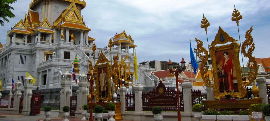 Bangkok - City Tour & Free time for Shopping