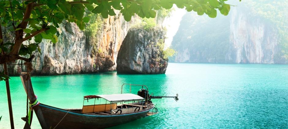Arrive Phuket or Bangkok – Phuket