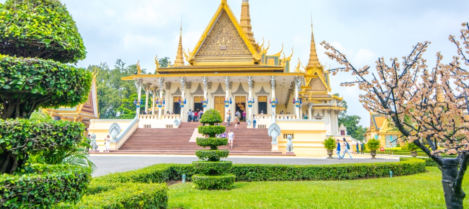 Phnom Penh: City Highlights