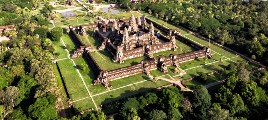 Siem Reap: Full Day Sightseeing