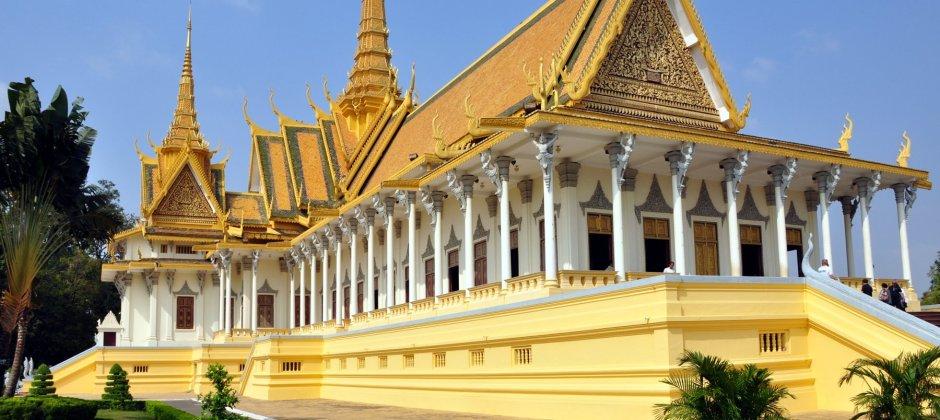 Phnom Penh: City Tour